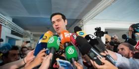 Tsipras e a democracia grega