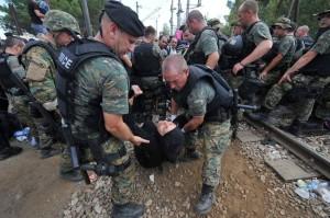 Foto: Forças de Segurança da Macedônia | fotospublicas.com