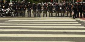 Desmilitarização para quem precisa de polícia